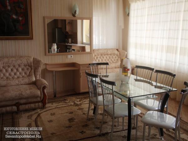 Изготовление мебели в Севастополе – «МеРС»: эксклюзивная мебель по доступной цене!