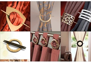 Ткани для штор, шторная и швейная фурнитура в Севастополе от компании «Мир мануфактуры», фото — «Реклама Севастополя»