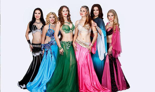 Восточные танцы в Севастополе – «Тиара»: школа с хорошей репутацией и богатым опытом