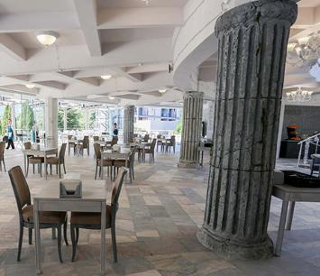 Скульптурные изделия из архитектурного бетона в Крыму – «Живо Арт»: только эксклюзивная ручная работа