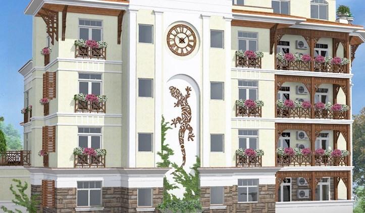 Комфортная недвижимость в Ялте от ООО «Ялита-Инвест» - ЖК «Талисман». Продумано до мелочей!