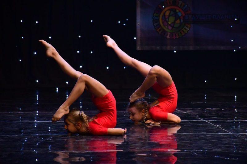 Школа танцев «М-Стиль» в Симферополе приглашает на обучение детей с 3-х лет!