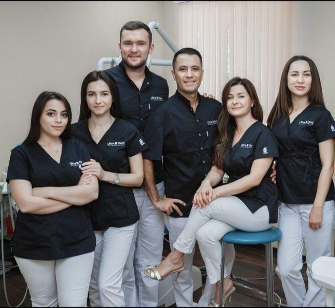 Стоматологические услуги высокого качества в Симферополе – клиника «UltraDent». Оправдаем ожидания!