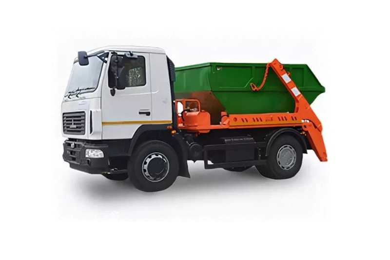 Вывоз мусора, крупногабаритных, твердых строительных отходов в Севастополе - ИП Волочков. Доступно!