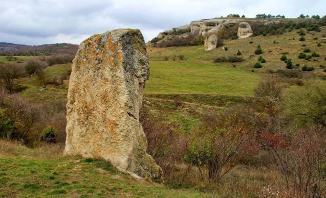 Бахчисарайский менгир: обсерватория древних ФОТО