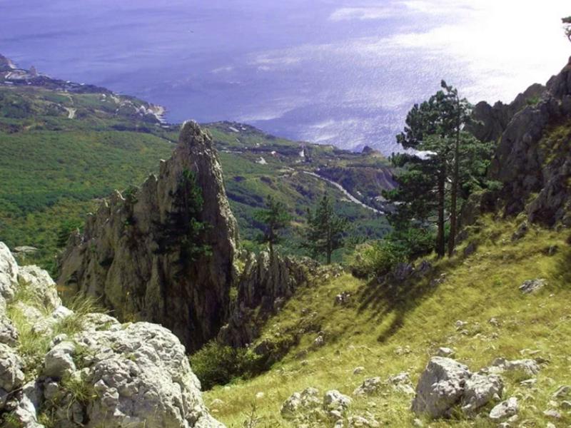 Календская тропа: забытый Римский Крым ФОТО, ВИДЕО