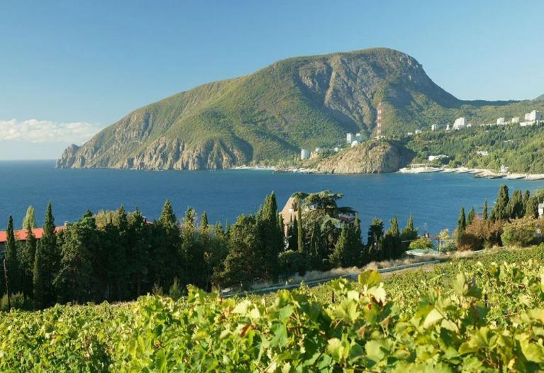 Гора Аю-Даг в Крыму: неродившийся вулкан на берегу Черного моря ФОТО, ВИДЕО