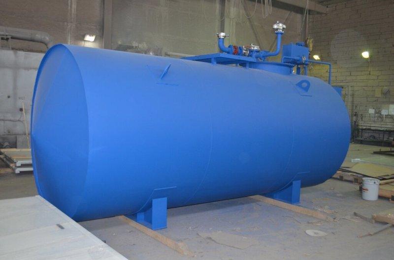 Резервуары, емкости в Крыму –  завод «Экоресурс»: широкий выбор качественной продукции!