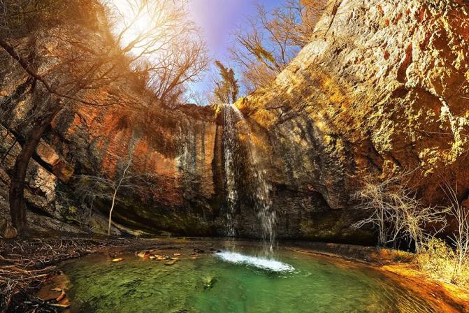Водопад Козырёк в Крыму: как найти, чем примечателен ФОТО, ВИДЕО