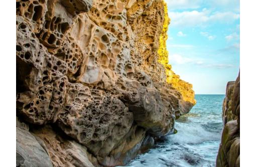 Сырная скала на ЮБК: причудливые игры природы ФОТО, ВИДЕО