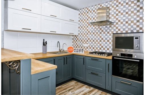 Корпусная мебель, кухни на заказ в Севастополе – компания «Альфа-мебель»: надежно и продуманно!