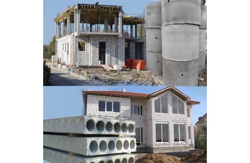 Товарный бетон, ЖБИ в Симферополе. Напрямую с Завода изготовителя «Мостовые железобетонные изделия»