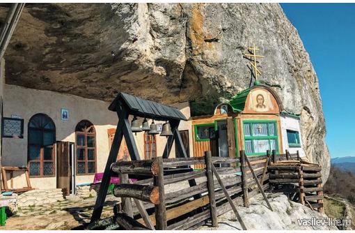 Тайны Благовещенского монастыря на горе Мангуп в Крыму ФОТО